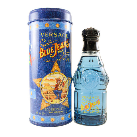 BL25M - Blue Jeans Eau De Toilette for Men - 2.5 oz / 75 ml Spray