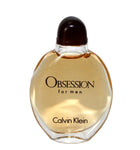 OB115M - Calvin Klein Obsession Eau De Toilette for Men | 0.5 oz / 15 ml (mini) - Splash