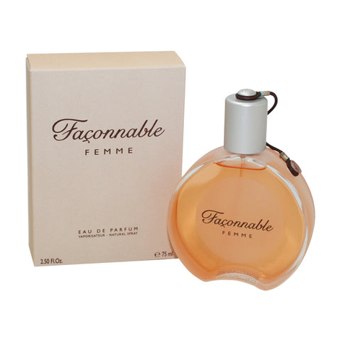FA323 - Faconnable Femme Eau De Parfum for Women - Spray - 2.5 oz / 75 ml