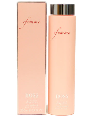 BOSS18 - Boss Femme Bath & Shower Gel for Women - 6.7 oz / 200 ml