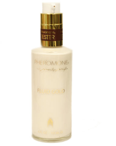 PH419T - Pheromone Fluid Gold for Women - 4 oz / 118 ml - Tester