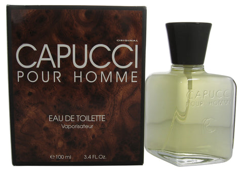 CA82M - Capucci Eau De Toilette for Men - Spray - 3.4 oz / 100 ml