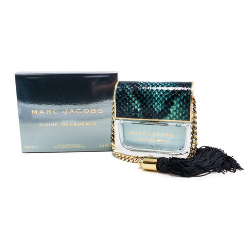 MJDD3 - Marc Jacobs Divine Decadence Eau De Parfum for Women - 3.4 oz / 100 ml Spray