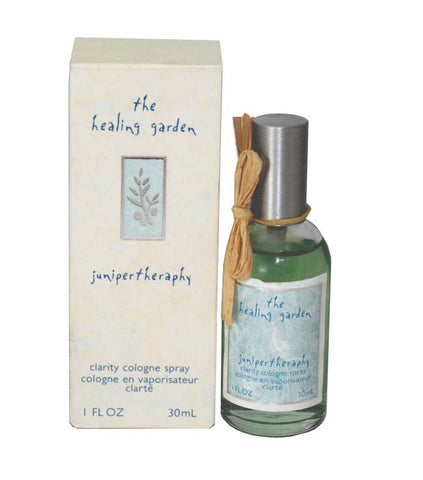 THE27 - The Healing Garden Juniper Therapy Cologne for Women - 1 oz / 30 ml Spray