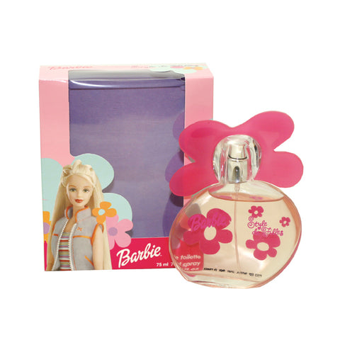 BAR22 - Barbie Style De Filles Eau De Toilette for Women - Spray - 2.5 oz / 75 ml