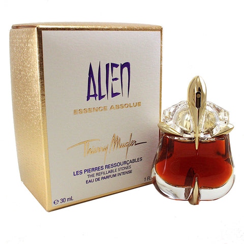 ALA11 - Alien Essence Absolue Eau De Parfum for Women - Refillable - 1 oz / 30 ml