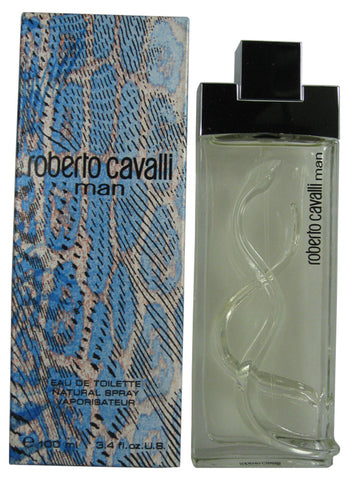 ROB2M - Roberto Cavalli Eau De Toilette for Men - Spray - 3.4 oz / 100 ml
