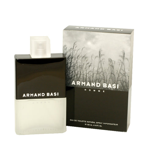 ARM4M - Armand Basi Homme Eau De Toilette for Men - Spray - 4.2 oz / 125 ml