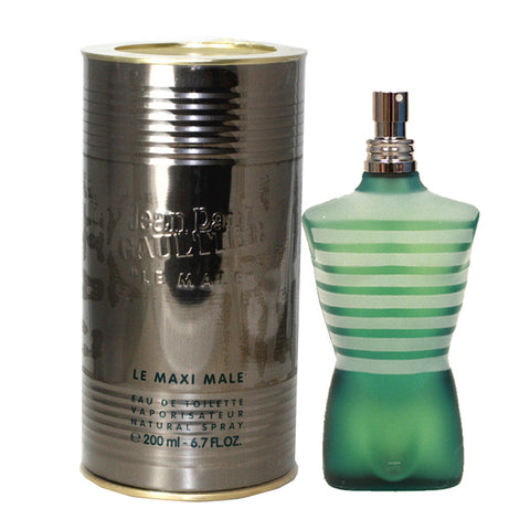 JE636M - Jean Paul Gaultier Le Male Eau De Toilette for Men - Spray - 6.7 oz / 200 ml