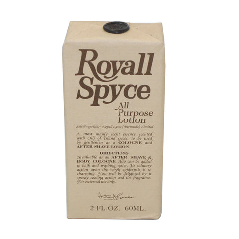 R988M - Royall Spyce Of Bermuda Cologne Aftershave for Men - Spray/Splash - 2 oz / 60 ml