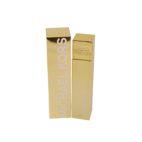 MICG01 - Michael Kors 24K Brilliant Gold Eau De Parfum for Women - 3.4 oz / 100 ml Spray