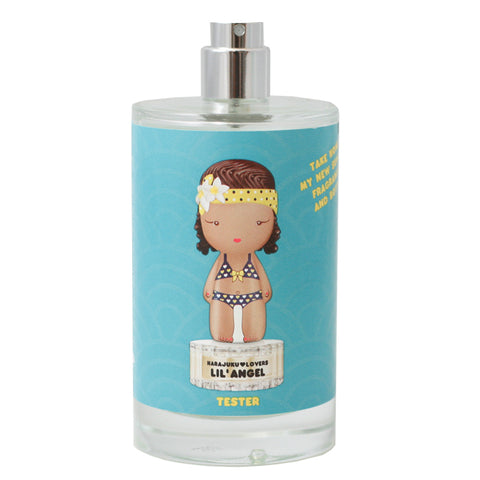 HARSL13T - Harajuku Lovers Sunshine Cuties Lil'Angel Eau De Toilette for Women - 3.4 oz / 100 ml Spray Tester