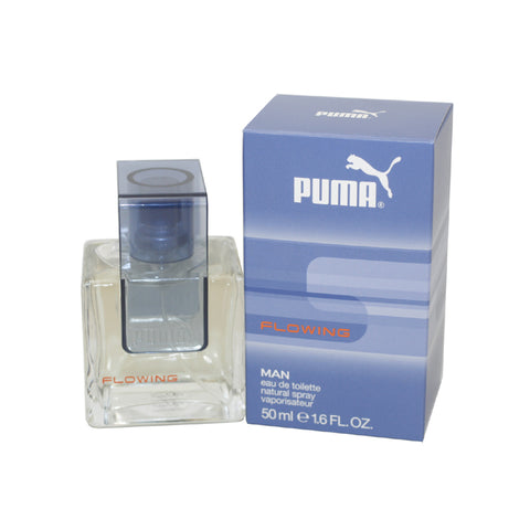 PUM26M - Puma Flowing Eau De Toilette for Men - Spray - 1.7 oz / 50 ml