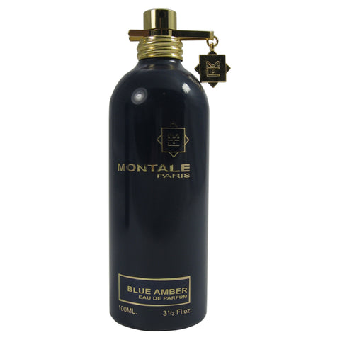 MONT147 - Montale Blue Amber Eau De Parfum for Women - Spray - 3.3 oz / 100 ml