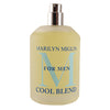MMCB34MT - Marilyn Miglin M For Men Cool Blend Cologne for Men | 3.4 oz / 100 ml - Spray - Tester
