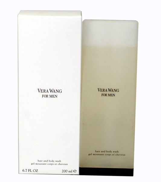 VER18M - Vera Wang Hair & Body Wash for Men - 6.7 oz / 100 ml