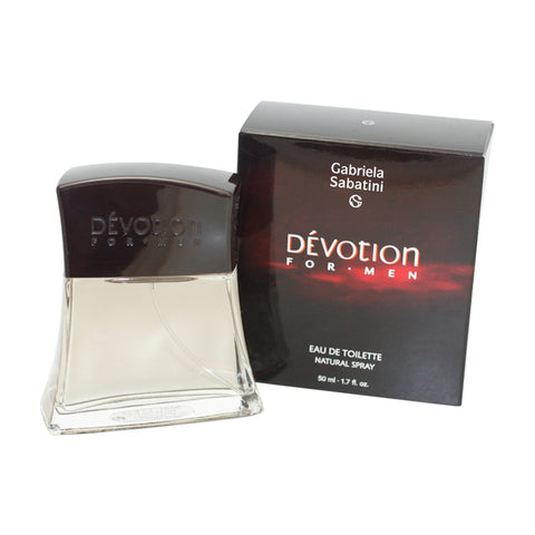 DEV13M - Devotion Eau De Toilette for Men - Spray - 1.7 oz / 50 ml