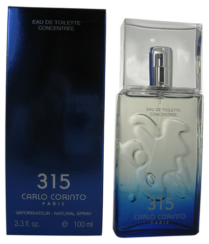 COR315M - Carlo Corinto 315 Eau De Toilette for Men - Spray - 3.3 oz / 100 ml