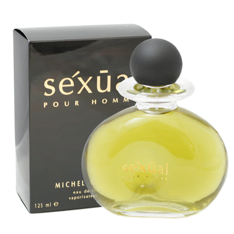 SEX5M - Sexual Eau De Toilette for Men - 4.2 oz / 125 ml Spray