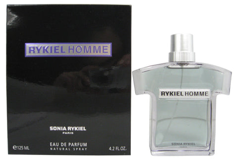 RY14M - Rykiel Homme Eau De Parfum for Men - Spray - 4.2 oz / 125 ml