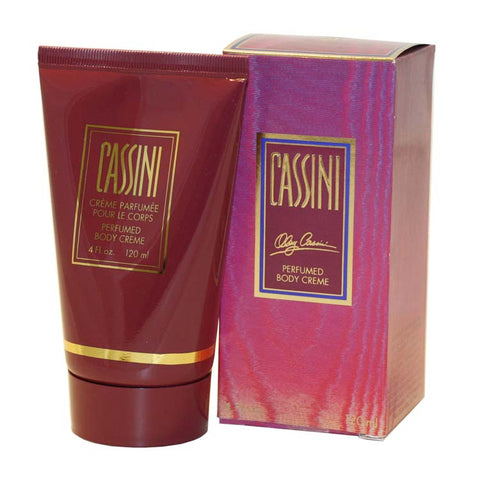 CB23 - Cassini Body Cream for Women - 4 oz / 120 ml