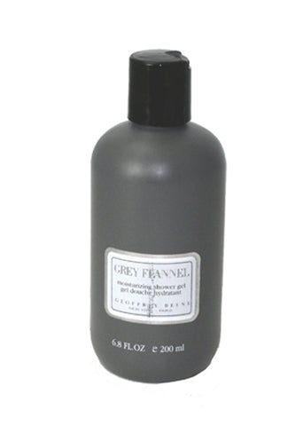 GR45M - Grey Flannel Shower Gel for Men - 6.8 oz / 200 ml - Unboxed