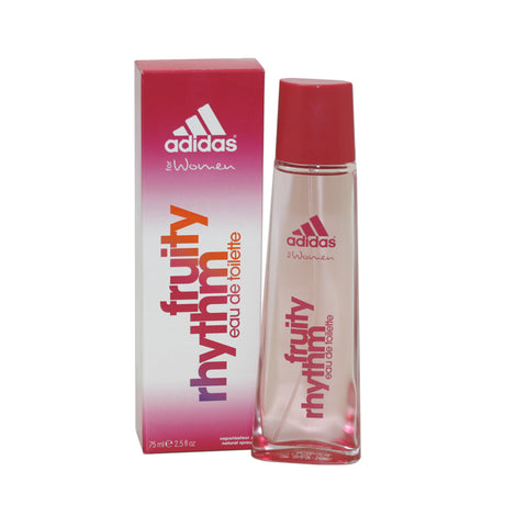 ADF25 - Adidas Fruity Rhythm Eau De Toilette for Women - Spray - 2.5 oz / 75 ml