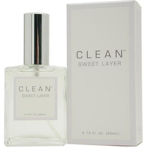 CLE3W-P - Clean Sweet Layer Eau De Parfum for Women - Spray - 2.14 oz / 60 ml