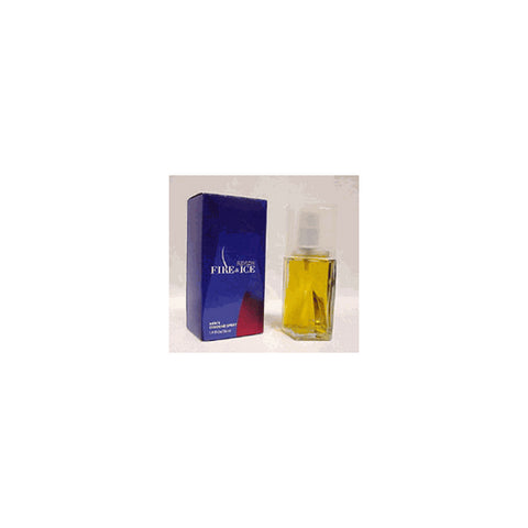 FI23M - Fire & Ice Eau De Cologne for Men - Pour - 2 oz / 60 ml
