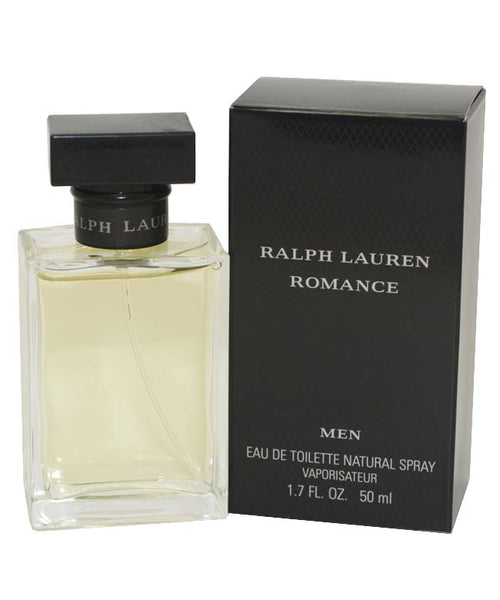 RO41M - Romance Eau De Toilette for Men - Spray - 1.7 oz / 50 ml