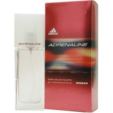 AD214 - Adidas Adrenaline Eau De Toilette for Women - Spray - 1 oz / 30 ml