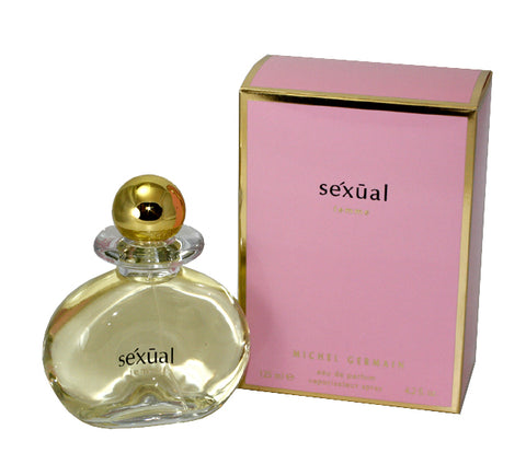 SEXU42 - Sexual Femme Eau De Parfum for Women - 4.2 oz / 125 ml Spray