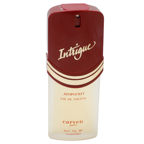 INT63 - Intrigue Eau De Toilette for Women - 1 oz / 30 ml Spray Unboxed