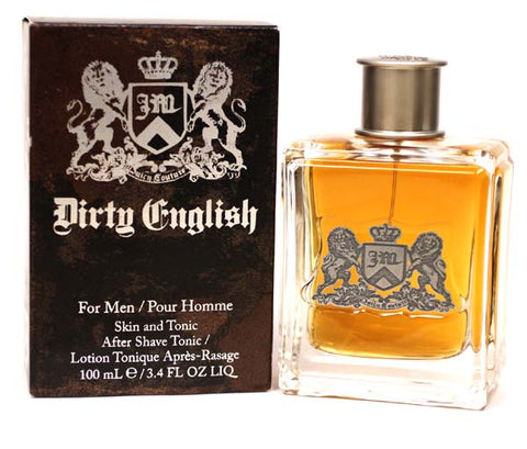 DIR29M - Dirty English Aftershave for Men - 3.4 oz / 100 ml
