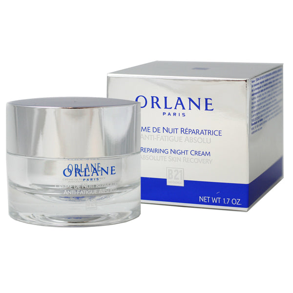 ORL55 - Orlane Be 21 Night Cream for Absolute Skin Recovery Care for Women | 1.7 oz / 50 ml