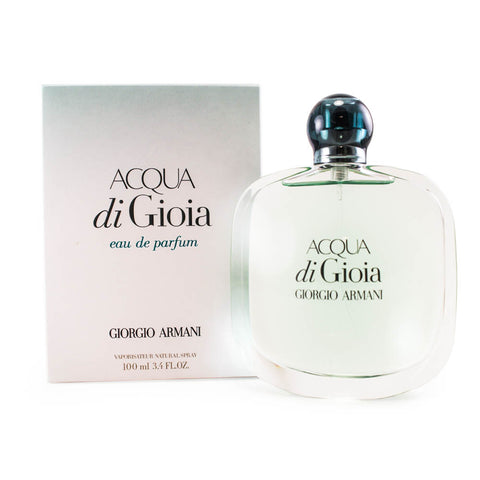 ACG208 - Acqua Di Gioia Eau De Parfum for Women - Spray - 3.4 oz / 100 ml