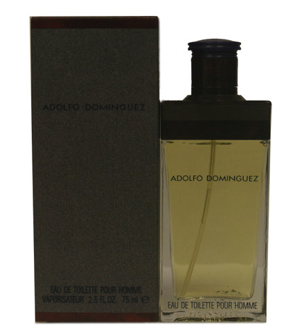 ADM12M - Adolfo Dominguez Eau De Toilette for Men - Spray - 2.5 oz / 75 ml