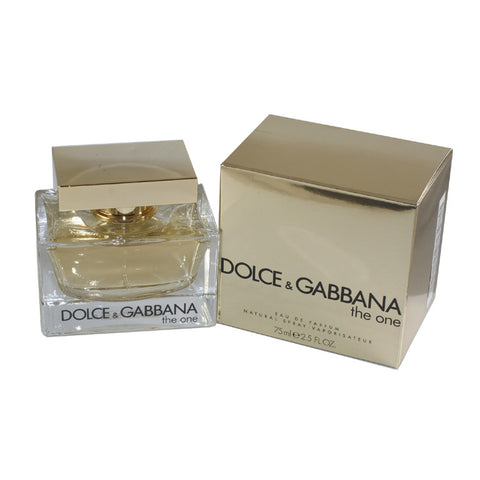 DOG46 - Dolce & Gabbana The One Eau De Parfum for Women - 2.5 oz / 75 ml Spray