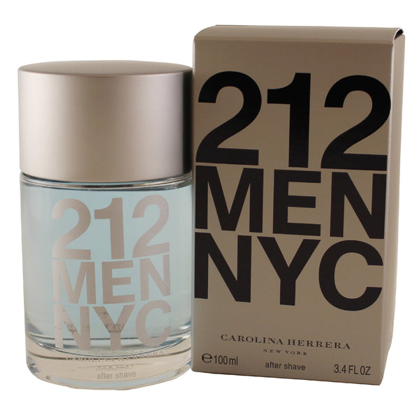 AA25M - 212 Aftershave for Men - 3.4 oz / 100 ml Liquid