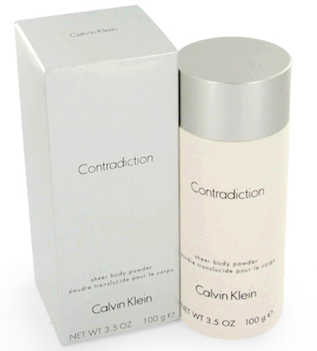 CO45 - Contradiction Body Powder for Women - 3.5 oz / 105 g