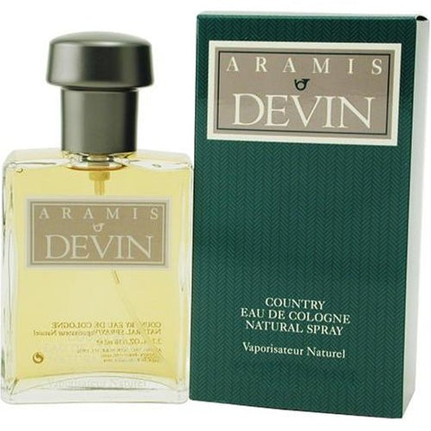 DE93M - Devin Cologne for Men - Spray - 3.7 oz / 110 ml
