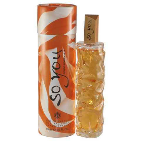 SOY02 - So You Eau De Parfum for Women - 3 oz / 90 ml Spray