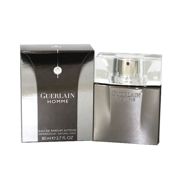 GHI27M - Guerlain Homme Intense Eau De Parfum for Men - Spray - 2.7 oz / 80 ml