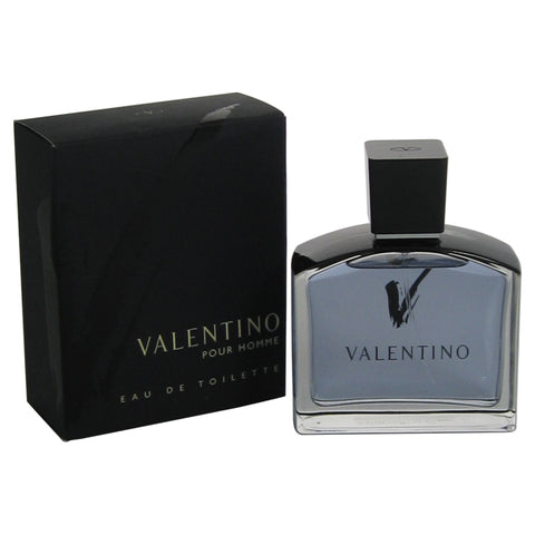 VE24M - Valentino V Pour Homme Eau De Toilette for Men - Spray - 3.3 oz / 100 ml