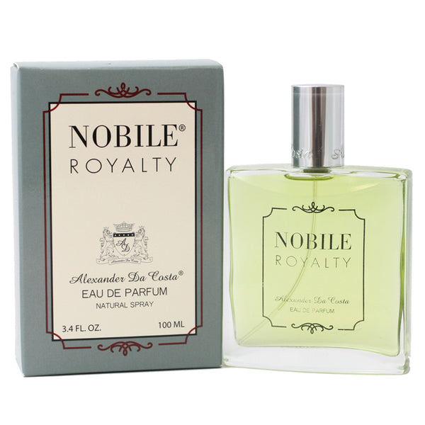 NOB11M - Nobile Royalty Eau De Parfum for Men - Spray - 3.4 oz / 100 ml