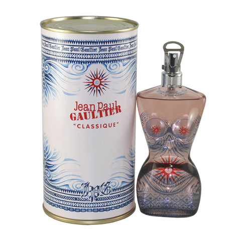 JEA48 - Jean Paul Gaultier Classique Summer Eau D'ete for Women - Spray - 3.3 oz / 100 ml - 2011 Edition