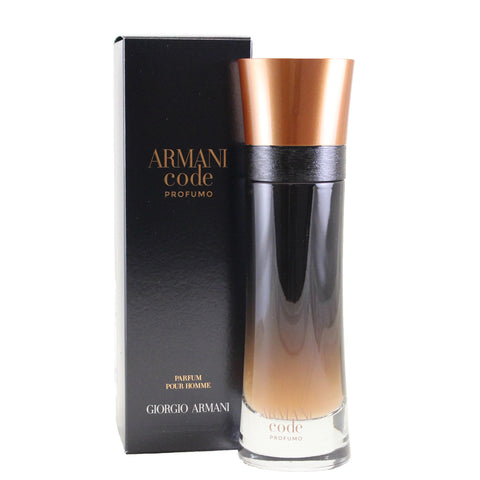 ARCP3M - Armani Code Profumo Parfum for Men - 3.7 oz / 110 ml Spray