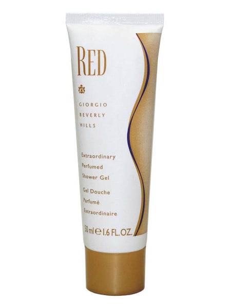 RE908 - Giorgio Beverly Hills Red Shower Gel for Women 1.7 oz / 50 ml