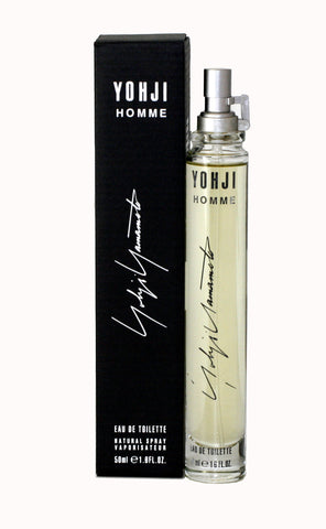 YO17M - Yohji Yamamoto Eau De Toilette for Men - Spray - 1.7 oz / 50 ml