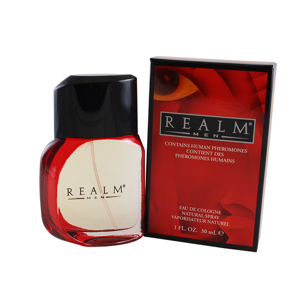 RE607M - Realm Eau De Cologne for Men - 1 oz / 30 ml Spray
